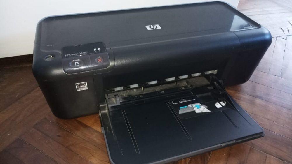 Impressora HP Deskjet D2663