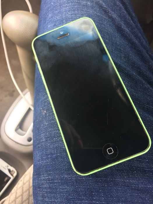 iPhone 5c limpo Alto-Maé - imagem 2