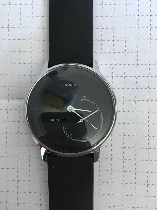 Smartwatch Nokia stell