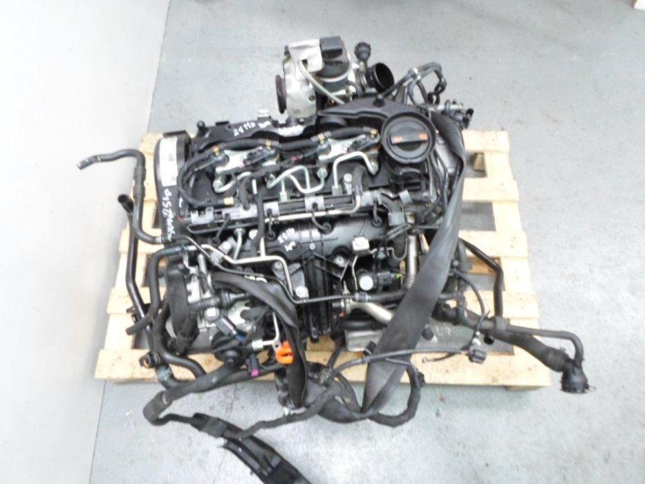 Motor 2.0 tdi CFHC / CJAA Audi, Seat , Skoda , Vw garantie 3 luni Bucuresti - imagine 2