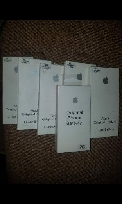 Baterias iPhone 6/6s / iPhone 6/6s plus / 7/7plus [ Montagem Grátis ]