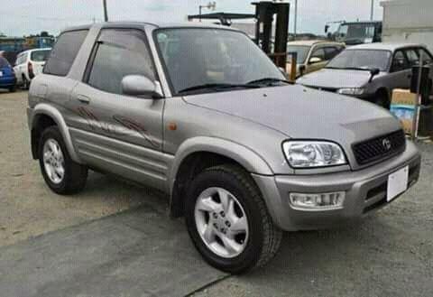 Toyota rav4 disportive a venda