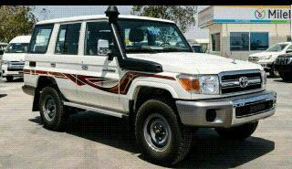 Toyota Land Cruiser Chefe Máquina 0km