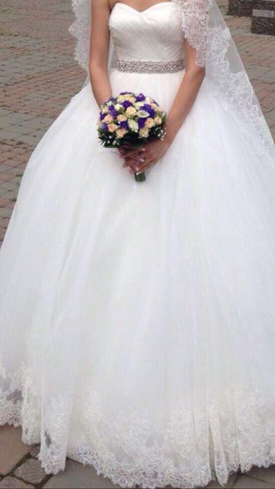 Свадебное платье Алматы - изображение 4