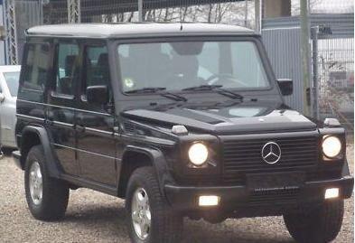 Mercedes G 400CDI/ G500 на части 2002