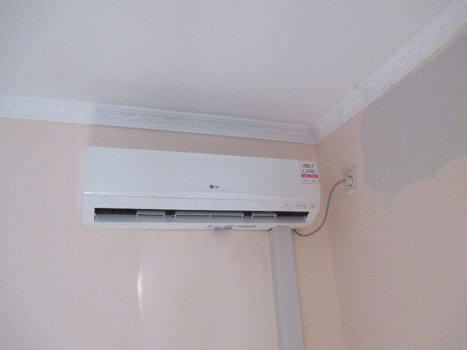 Instalação, Manutenção e Reparação De Ar condicionado.