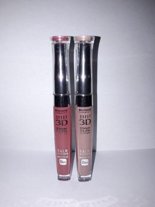 Gloss 3D bourjois si alte produse cosmetice bourjois originale noi
