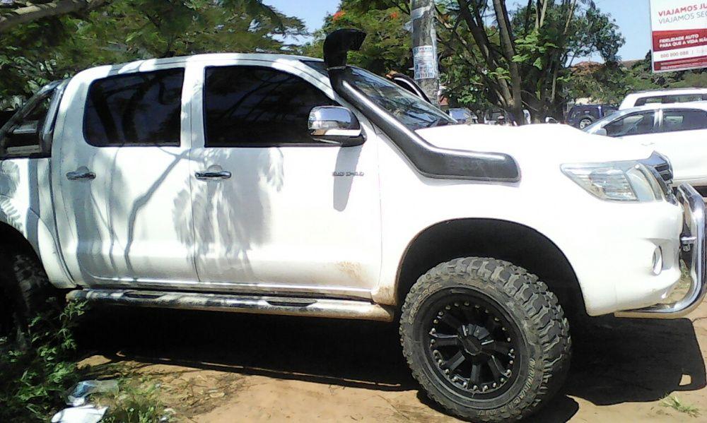 Toyota Hilux Dakar Caixa Automática 4x4...p.1.7