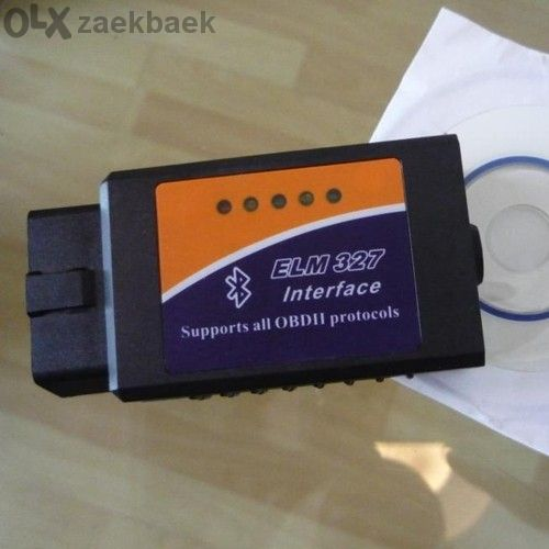 Elm327 Bluetooth Obdii Obd2 Obd Scan / Безжично устройство за авто диа