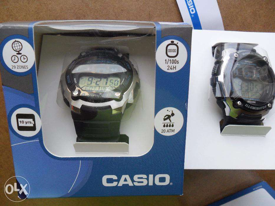 Ceas CASIO iLLUMINATOR- Original nou