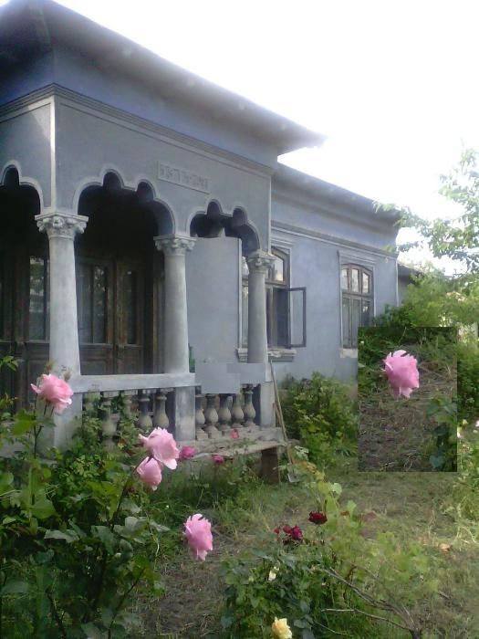 Casa 4 camere , 1200 mp teren in judetul Teleorman comuna Bragadiru