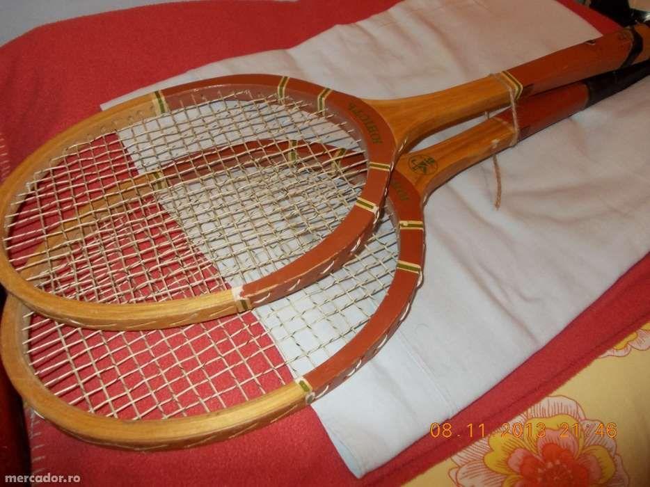 Rachete de tenis de camp