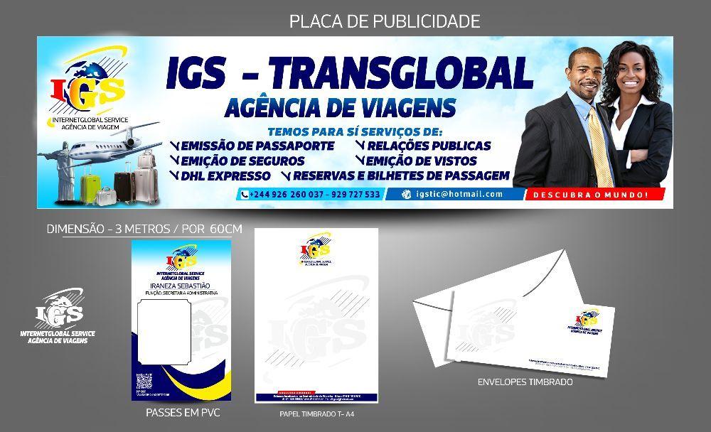 Serviços Gráficos ( Design e PUBLICIDADE)