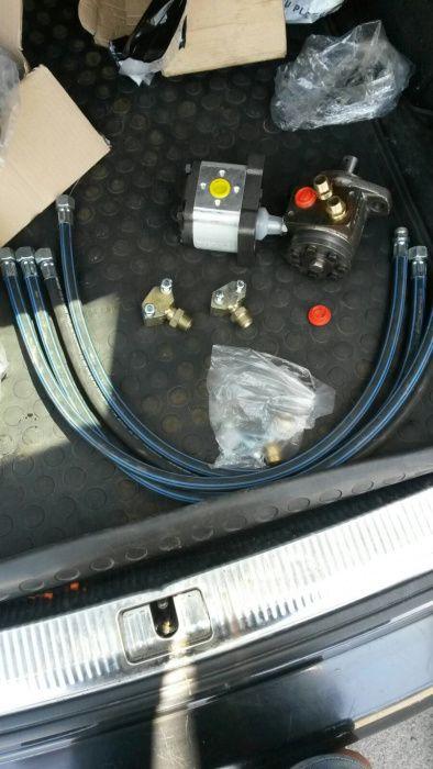Sistem hidraulic pompa si hidromotor cositoare grebla freza