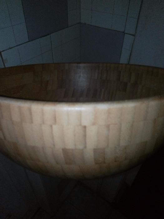Oala de lemn