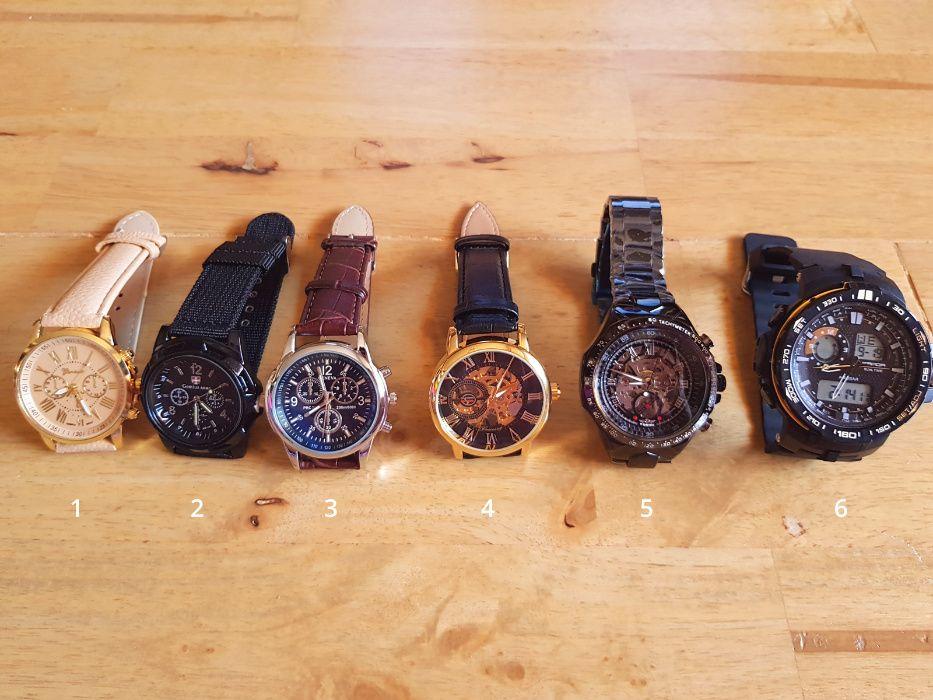 Ръчни часовници - мъжки и женски стилни и модерни