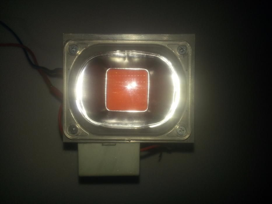 Фитолампа полного спектра 50Вт тип B