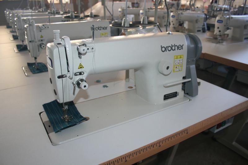 Máquina de costura A venda