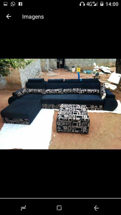 Sofa L cama
