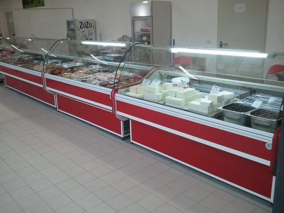 vitrine frigorifice orizontale