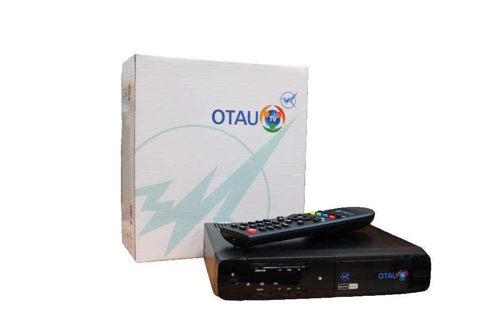 новый с доставкой эфирный приёмник отау 25 бесплатных канала новый HD