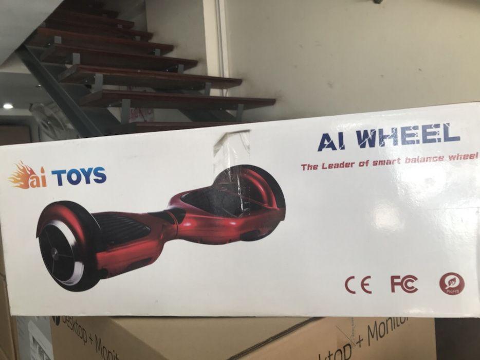 Al wheel