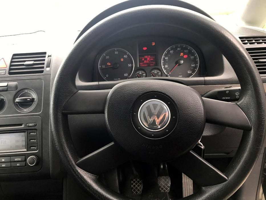 Volan cu airbag VW Touran din 2004 2.0 TDI AZV 136 cai putere