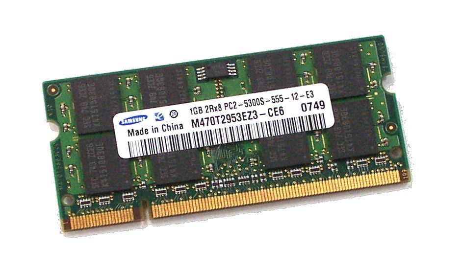 Memorii RAM 1GB DDR2 667Mhz PC2-5300S Laptop SO-DIMM NOI!