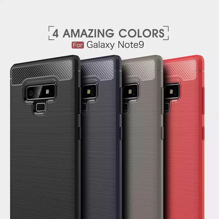 Кейс / Бъмпер Rugged Armor за Samsung Galaxy Note 8 / Note 9
