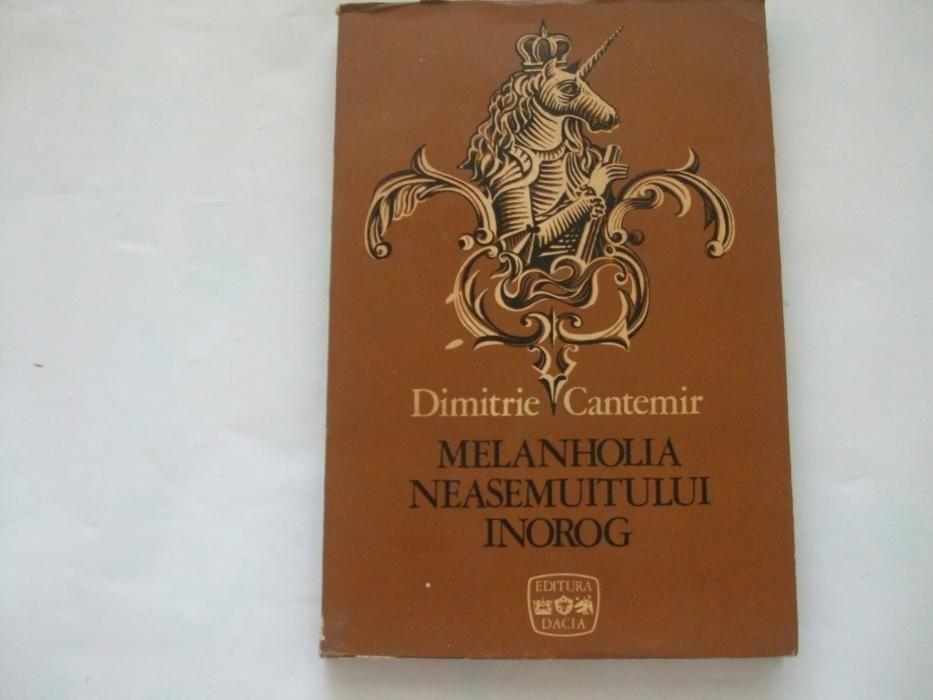 """""""Melanholia Neasemuitului Inorog"""", D.Cantemir-1973"""
