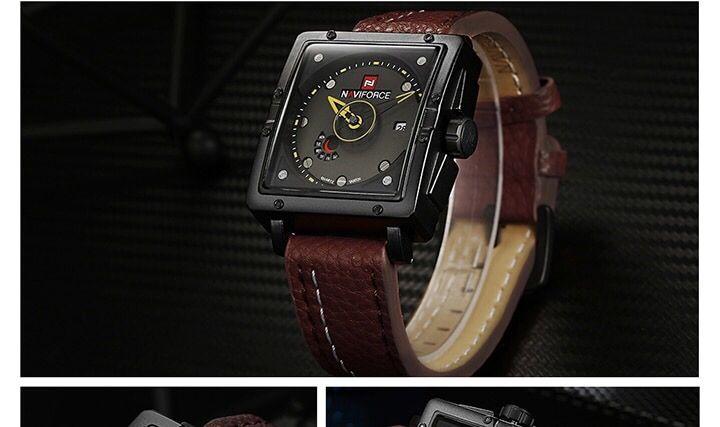 Relógio Criativo Naviforce 9065