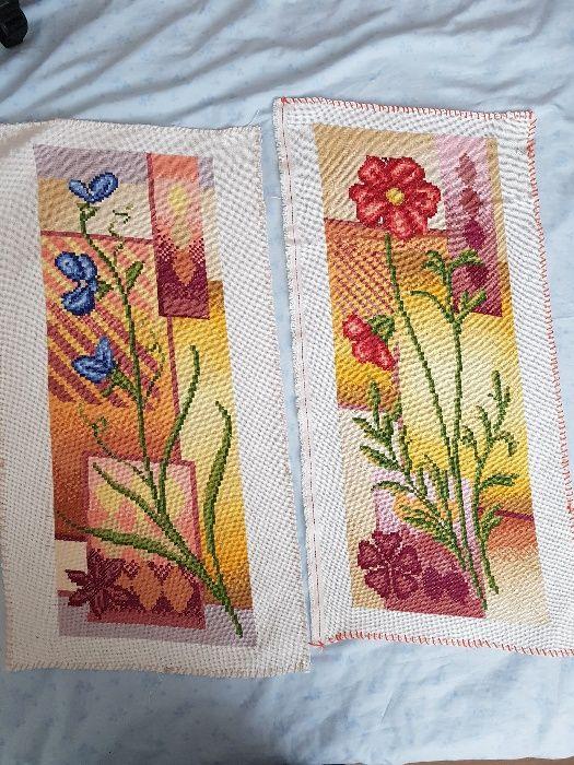 Два гоблена с цветя