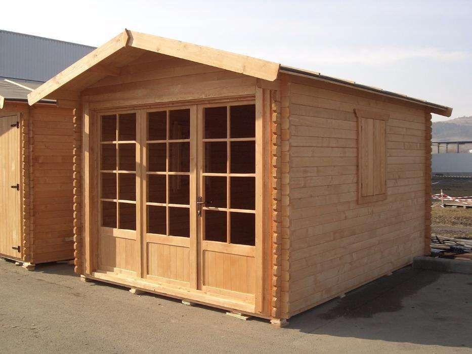 Quiosques - Casas - Guaritas de madeira