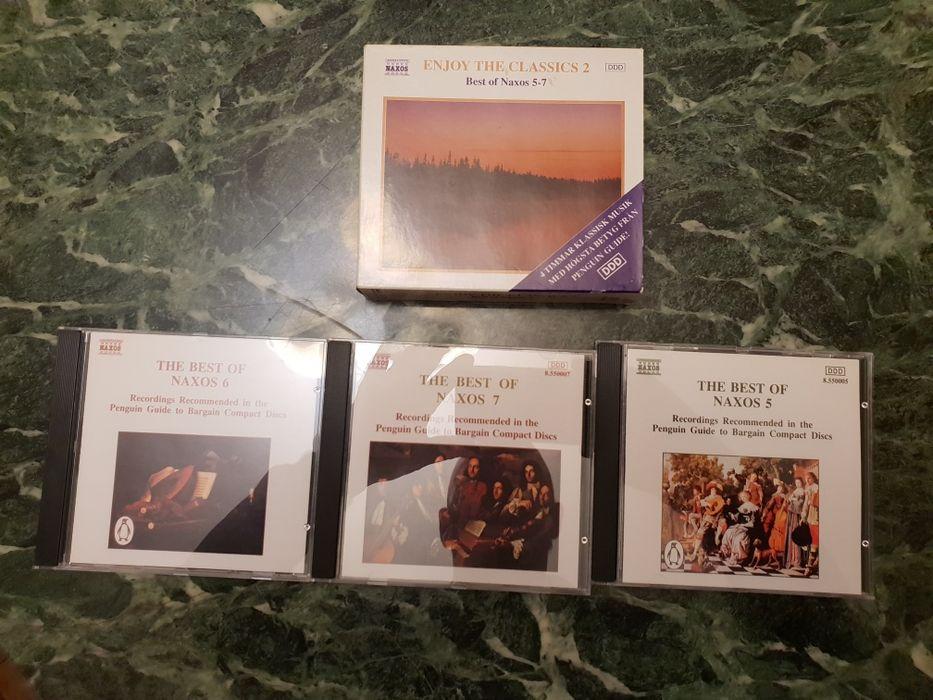 Cd audio originală Enjoj the Classics 2