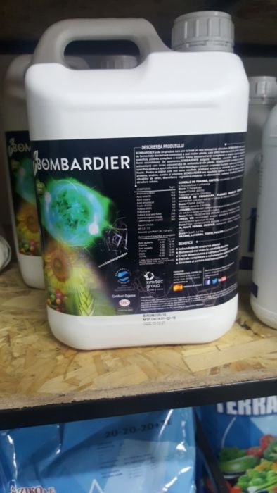 Fertilizant Bombardier