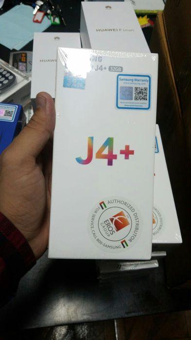 Galaxy J4 + plus novo selado na caixa 32 gb