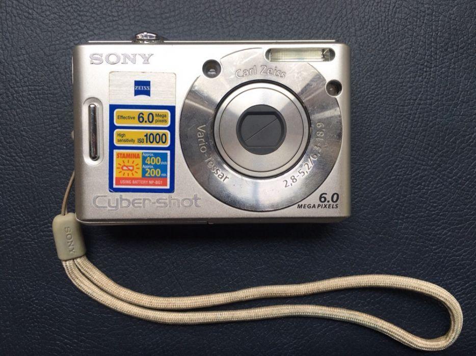 Aparat Foto Sony Cyber-Shot DSC-W30