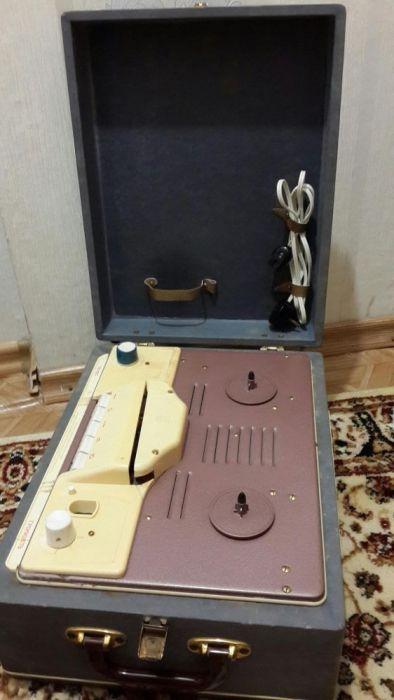 Магнитофон 1968года