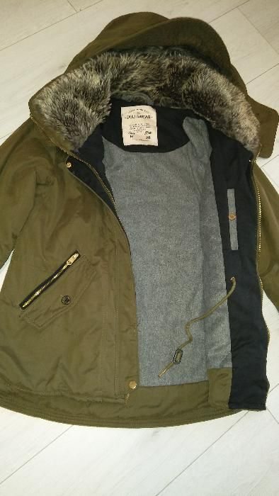 Яке на Pull & Bear