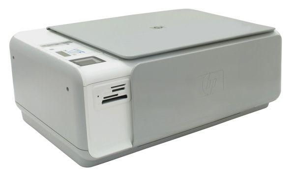 Принтер-сканер HP C4283 б/у, нужен ремонт.