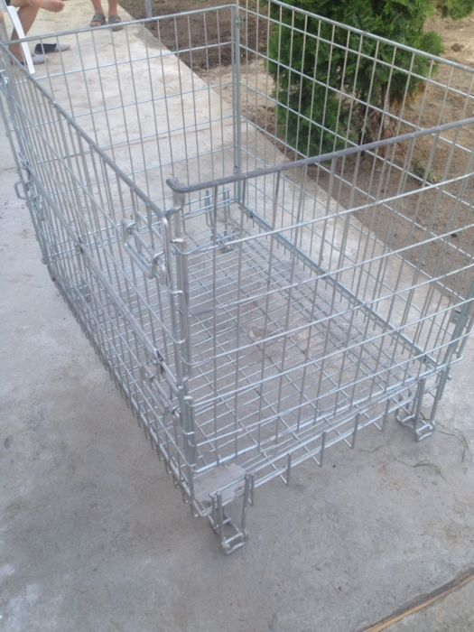 Cosuri / cos / container / metalic galvanizat