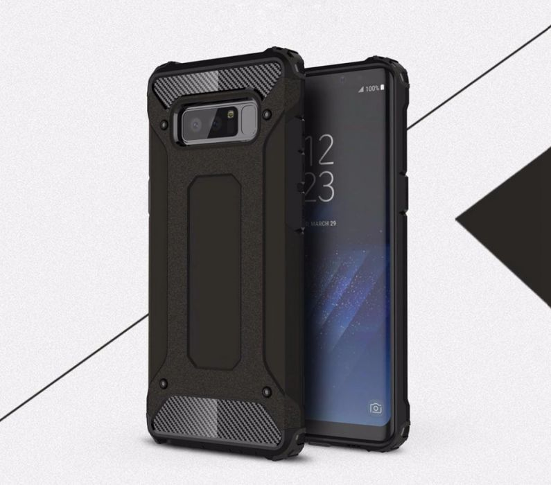 Кейс Spigen Tough Armor Tech за Samsung Galaxy Note 8 удароустойчив