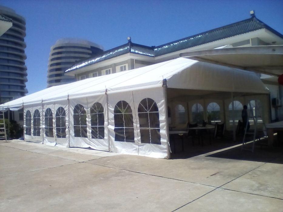 Aluguer de tendas
