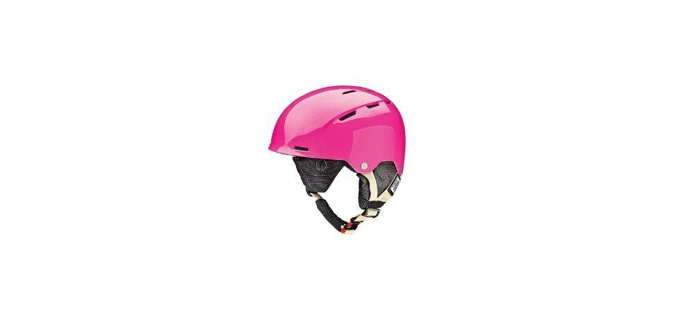 Чисто нова Дамска Ски Каска Head Air Youth Pink