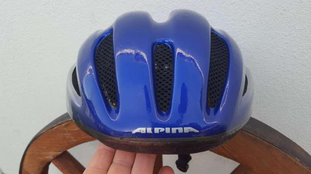 Casca pentru biciclisti Alpina