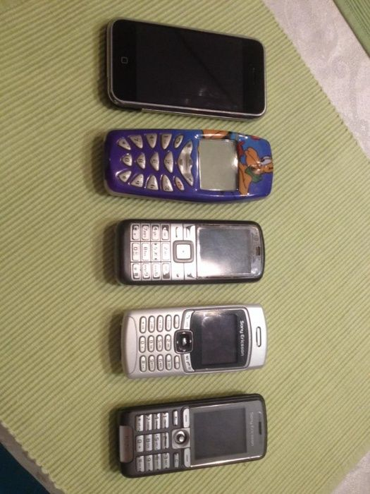 telefoane piese schimb iphone 2, nolia, sony ericsson
