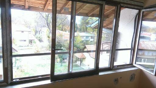 Алуминиеви врати и ПВЦ прозорци от немски профили