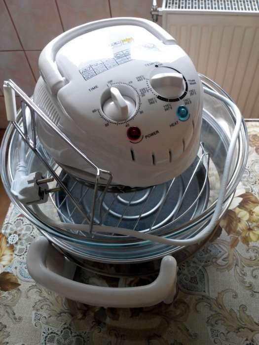 Multifunctional cuptor cu convectie Kitchen King