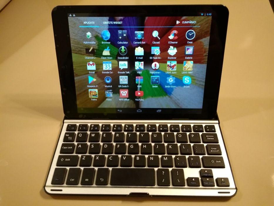 Tableta Evolio X8 Fusion de 8 inch cu tastatură bluetooth