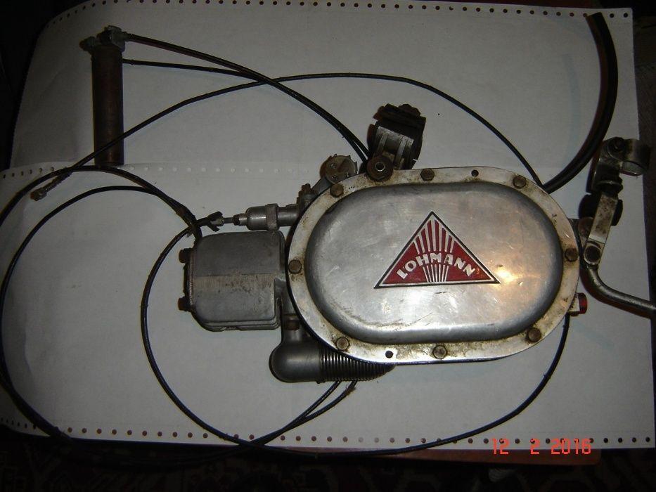 Motor pt. bicicleta-fabr.1953-18 cmc.